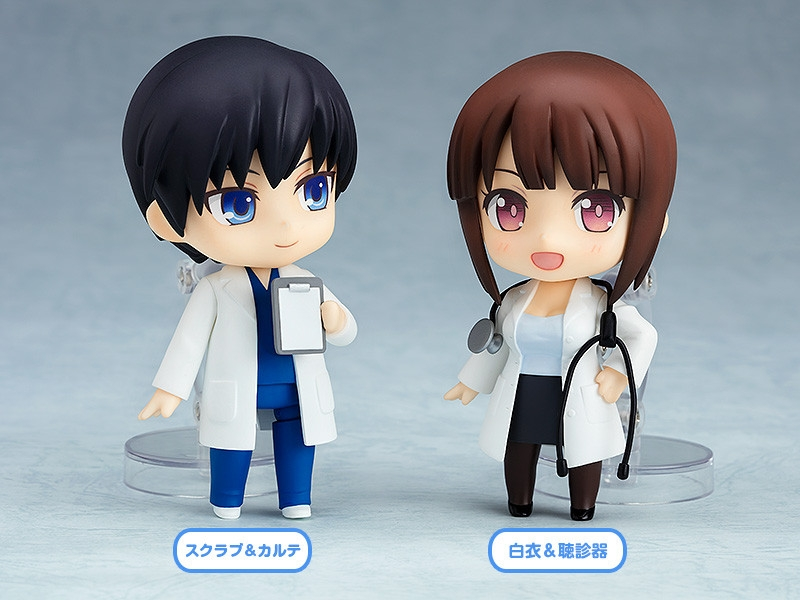 Nendoroid More 6-pack Dress-Up Clinic-6712