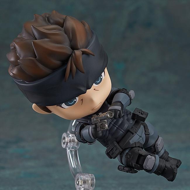 Metal Gear Solid Nendoroid Solid Snake-6688