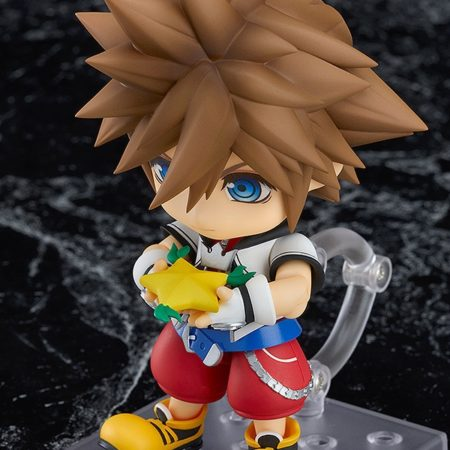 Kingdom Hearts Nendoroid Sora (RE-STOCK)-6839