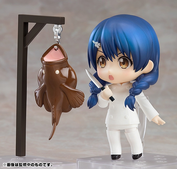 Food Wars! Shokugeki no Soma The Third Plate Nendoroid Megumi Tadokoro-6846