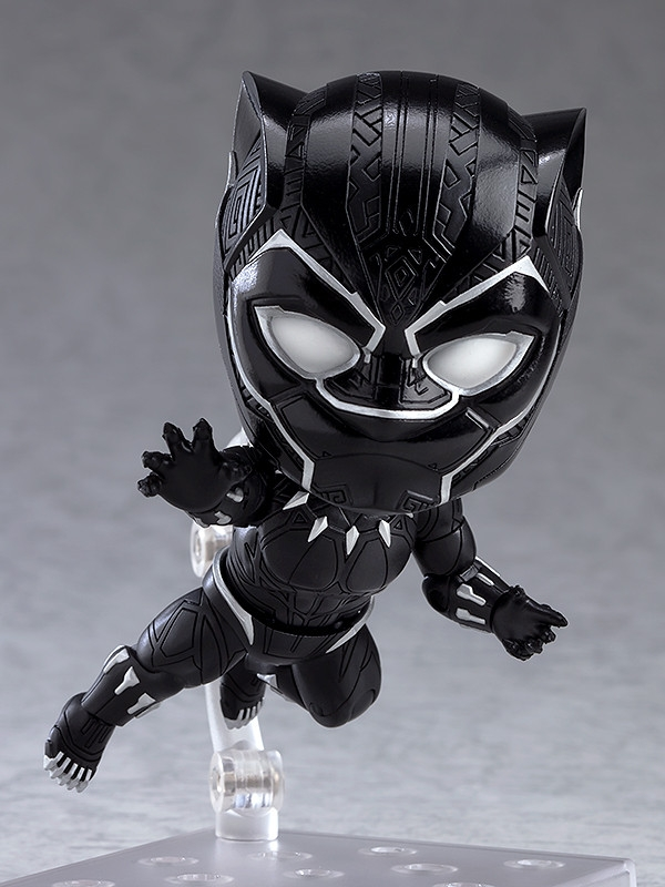 Avengers Infinity War Nendoroid Black Panther Infinity Edition-0