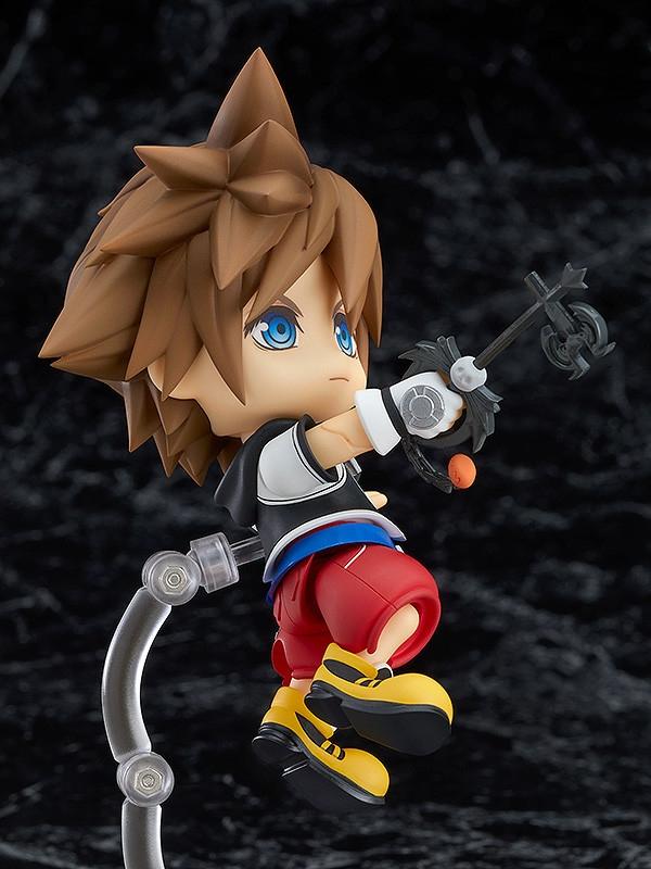 Kingdom Hearts Nendoroid Sora (RE-STOCK)-6837