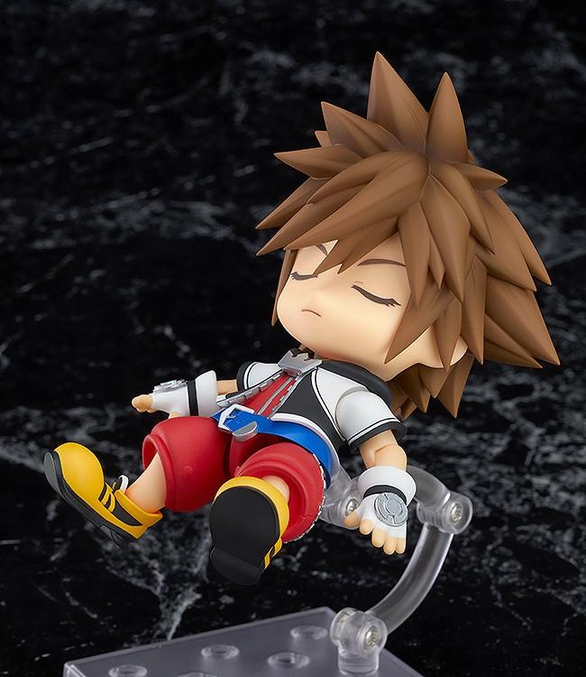 Kingdom Hearts Nendoroid Sora (RE-STOCK)-6841