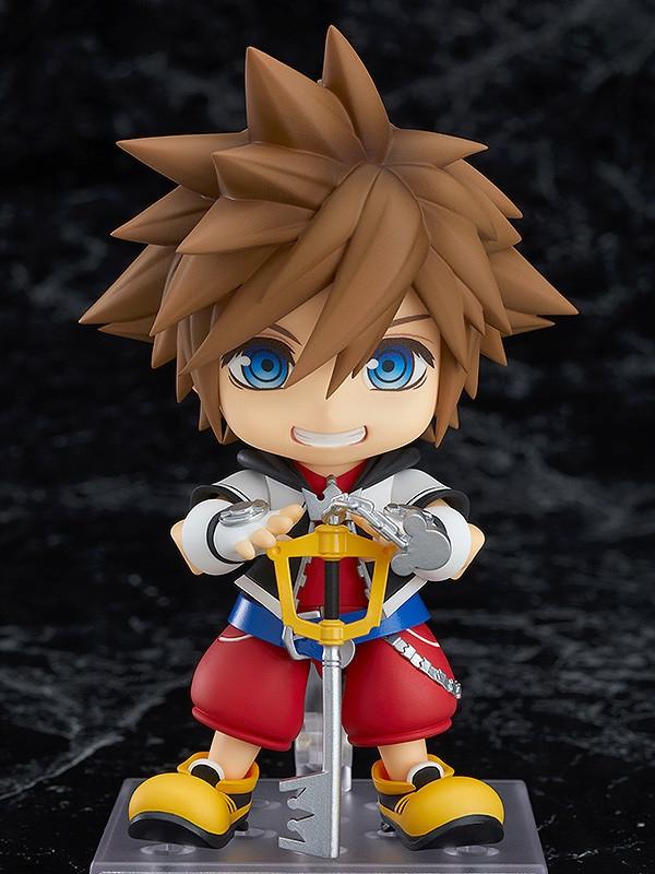 Kingdom Hearts Nendoroid Sora (RE-STOCK)-0
