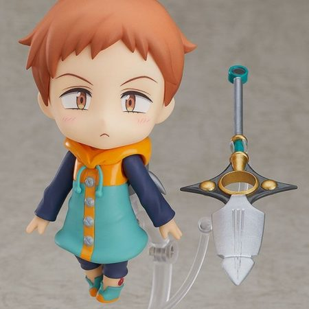 The Seven Deadly Sins: Revival of The Commandments Nendoroid King-0