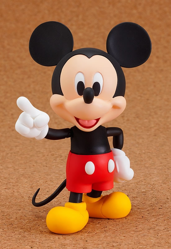 Disney Nendoroid Mickey Mouse-0