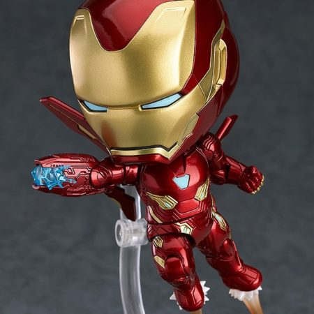 Avengers: Infinity War Nendoroid Iron Man Mark 50 Infinity Edition-0