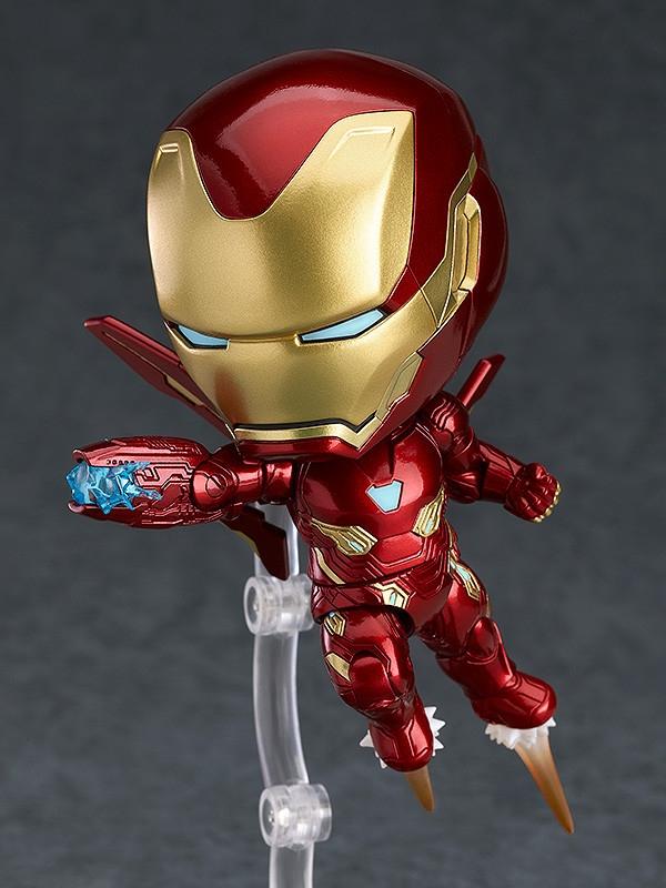 Avengers: Infinity War Nendoroid Iron Man Mark 50 Infinity Edition-0