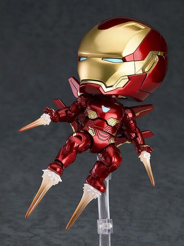 Avengers: Infinity War Nendoroid Iron Man Mark 50 Infinity Edition-6986