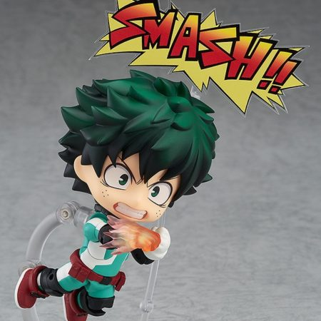 My Hero Academia Nendoroid Izuku Midoriya Hero's Edition (re-release)-6921