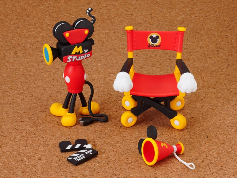 Disney Nendoroid Mickey Mouse-7027