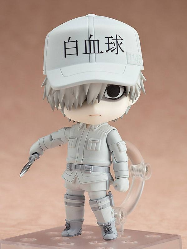 Cells at Work! Nendoroid White Blood Cell -0