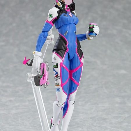 Overwatch Figma Action Figure D.Va-7018
