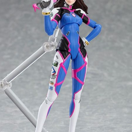Overwatch Figma Action Figure D.Va-0