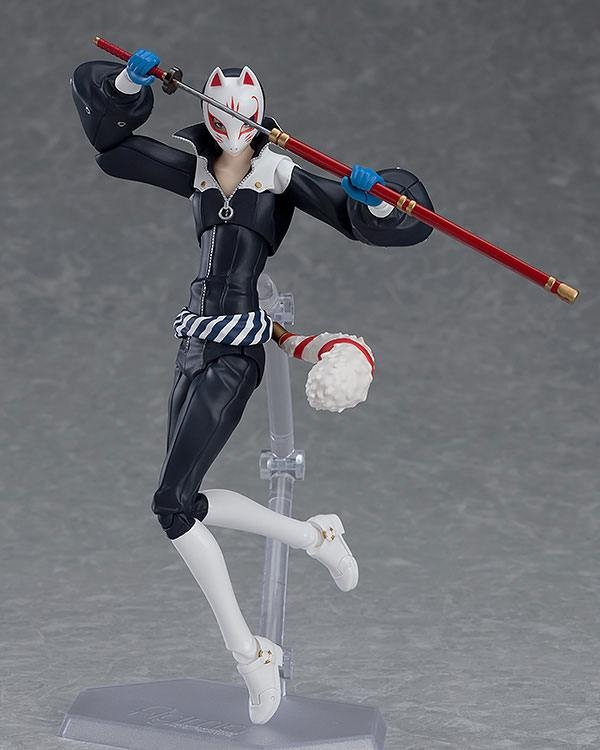 Persona 5 Figma Action Figure Fox-0