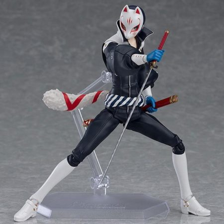 Persona 5 Figma Action Figure Fox-6877