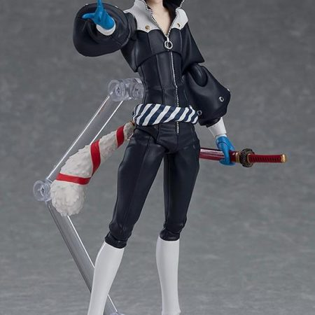 Persona 5 Figma Action Figure Fox-6878