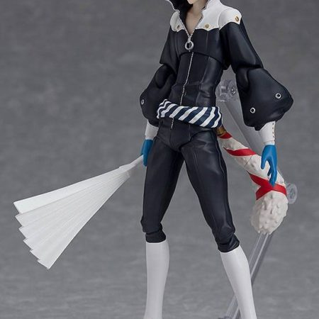 Persona 5 Figma Action Figure Fox-6879