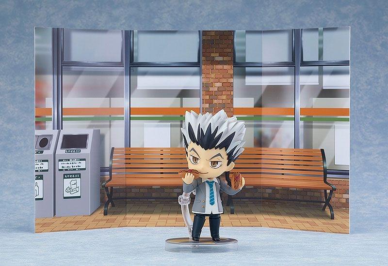 Haikyu!! Nendoroid Kotaro Bokuto Uniform Ver.-6915