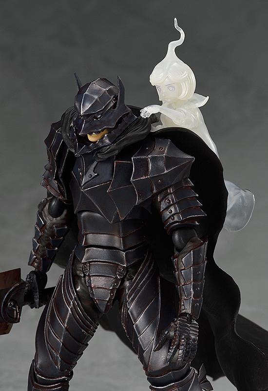 Berserk Figma Guts Berserker Armor Ver. Repaint / Skull Edition-7108