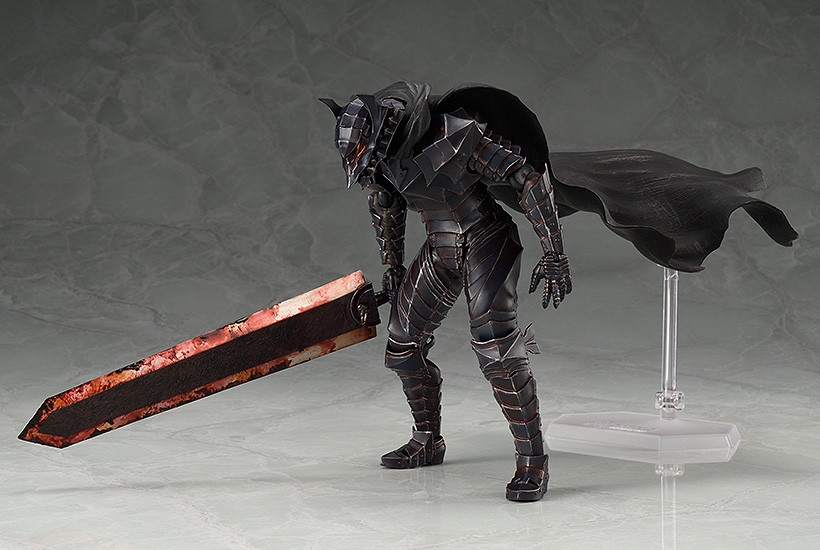 Berserk Figma Guts Berserker Armor Ver. Repaint / Skull Edition-7106
