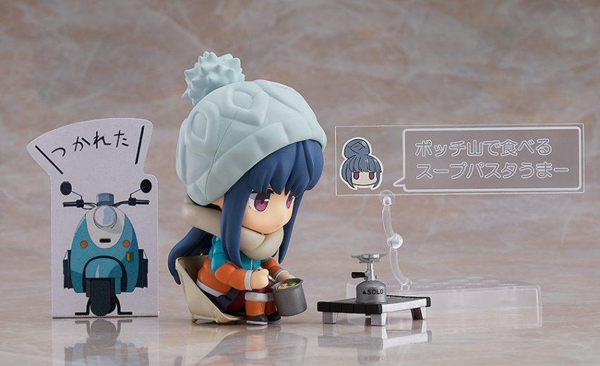 YuruCamp (Laid-Back Camp) Nendoroid Rin Shima DX Version-7114