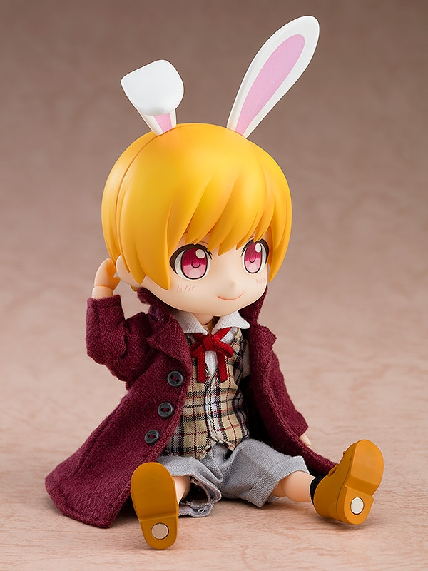Original Character Nendoroid Doll White Rabbit-7140