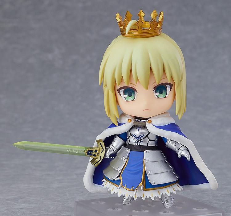 Fate/Grand Order Nendoroid Saber/Altria Pendragon: True Name Revealed Ver.-0