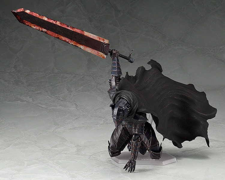 Berserk Figma Guts Berserker Armor Ver. Repaint / Skull Edition-7107