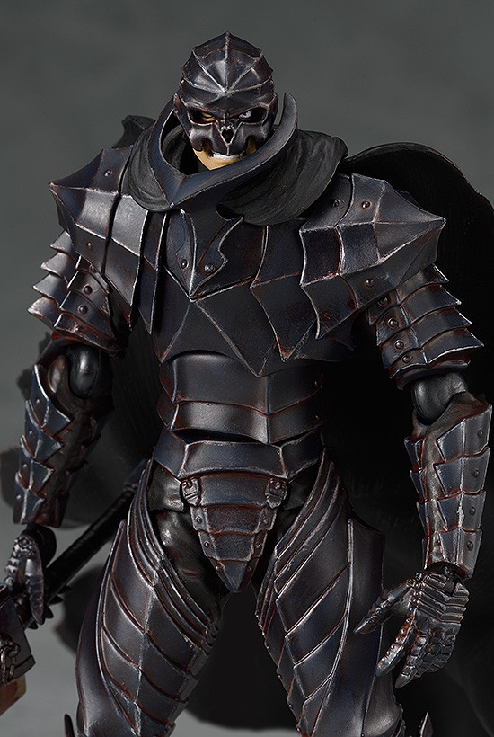 Berserk Figma Guts Berserker Armor Ver. Repaint / Skull Edition-7109