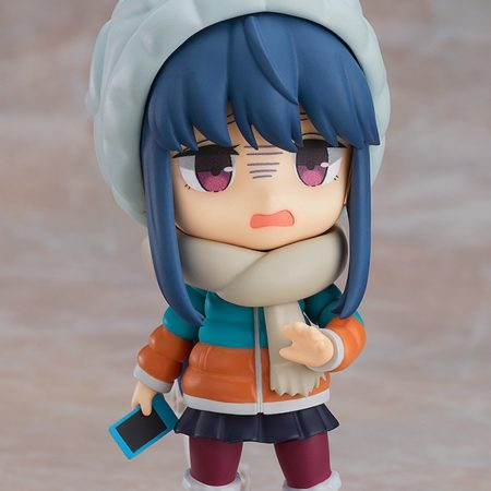 YuruCamp (Laid-Back Camp) Nendoroid Rin Shima DX Version-7111