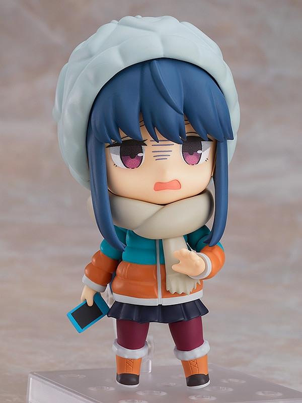 YuruCamp (Laid-Back Camp) Nendoroid Rin Shima DX Version-7111