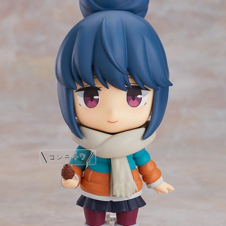 YuruCamp (Laid-Back Camp) Nendoroid Rin Shima DX Version-0