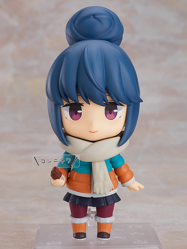 YuruCamp (Laid-Back Camp) Nendoroid Rin Shima DX Version-0