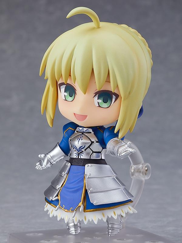 Fate/Grand Order Nendoroid Saber/Altria Pendragon: True Name Revealed Ver.-7131
