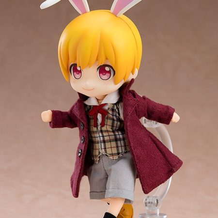 Original Character Nendoroid Doll White Rabbit-7139