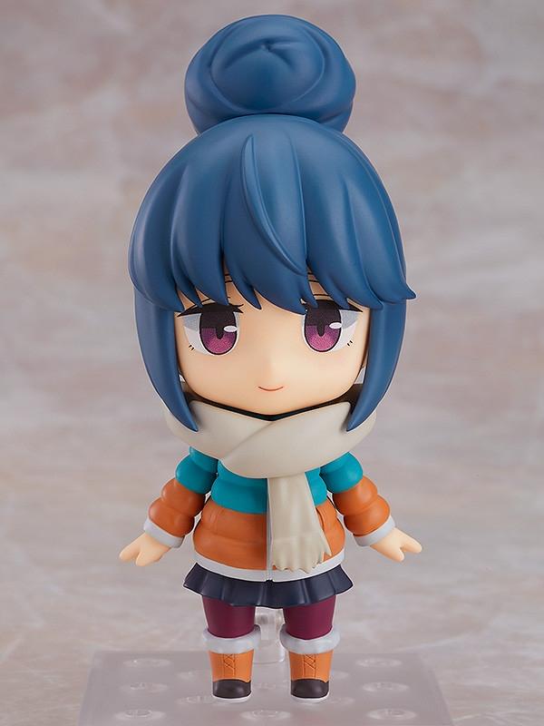 YuruCamp (Laid-Back Camp) Nendoroid Rin Shima-0