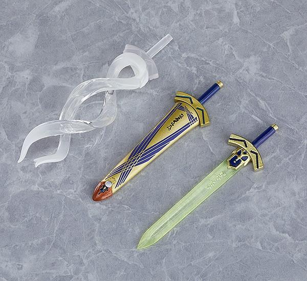 Fate/Grand Order Nendoroid Saber/Altria Pendragon: True Name Revealed Ver.-7132