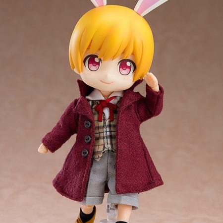 Original Character Nendoroid Doll White Rabbit-0
