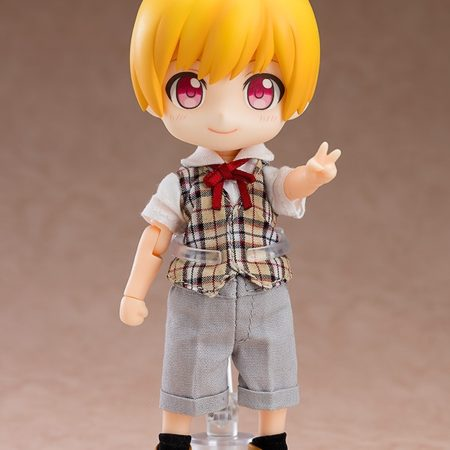 Original Character Nendoroid Doll White Rabbit-7141