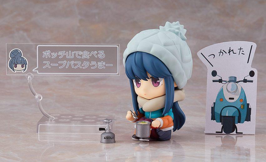 YuruCamp (Laid-Back Camp) Nendoroid Rin Shima-7118