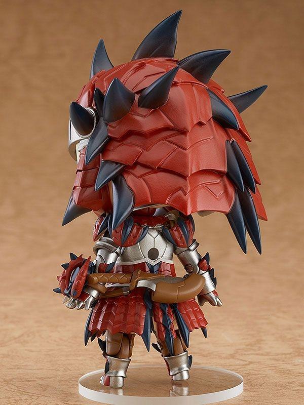 Monster Hunter World Nendoroid Female Rathalos Armor Edition -7048