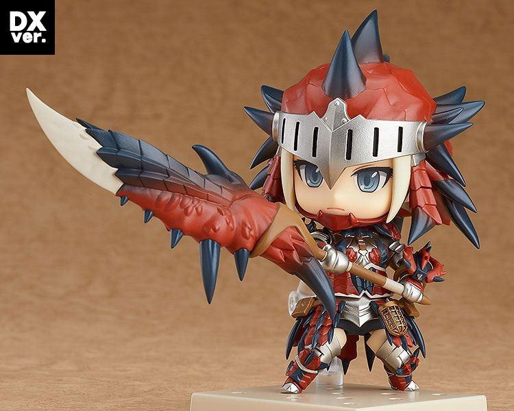 Monster Hunter World Nendoroid Female Rathalos Armor Edition DX Ver.-7038