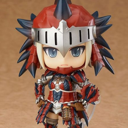 Monster Hunter World Nendoroid Female Rathalos Armor Edition DX Ver.-7039