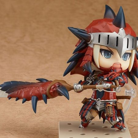 Monster Hunter World Nendoroid Female Rathalos Armor Edition DX Ver.-7041