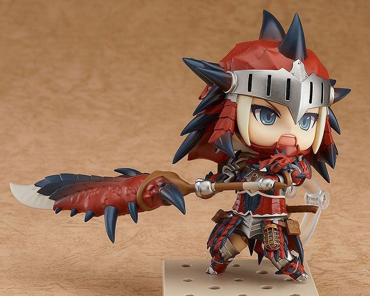 Monster Hunter World Nendoroid Female Rathalos Armor Edition DX Ver.-7041
