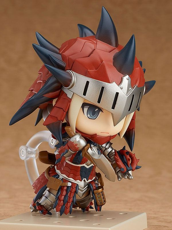 Monster Hunter World Nendoroid Female Rathalos Armor Edition DX Ver.-7042