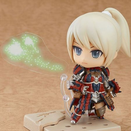 Monster Hunter World Nendoroid Female Rathalos Armor Edition DX Ver.-7044