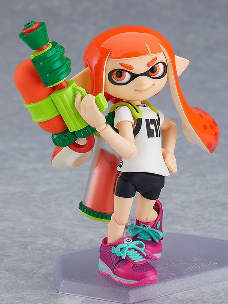 Splatoon Figma Splatoon Girl-7077