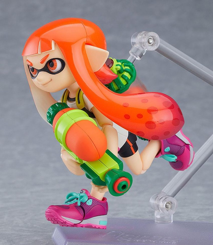Splatoon Figma Splatoon Girl-7078